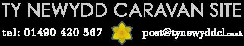 Caravan Site North Wales